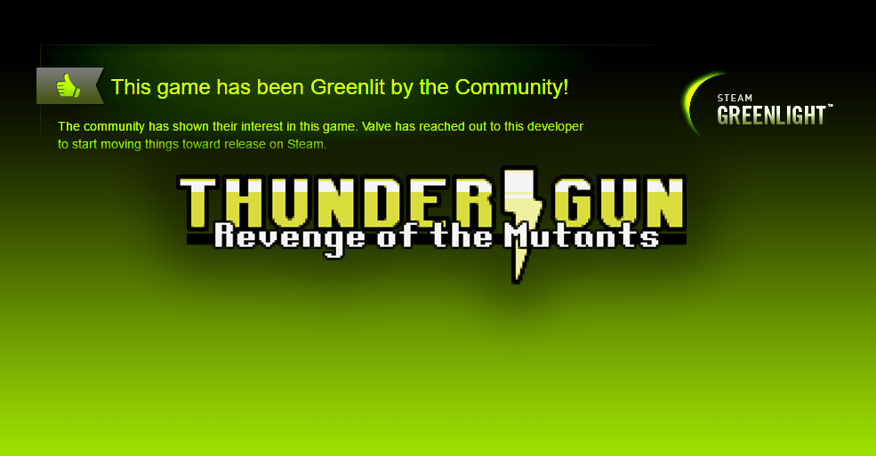 Greenlit! Persistence? Who Knows